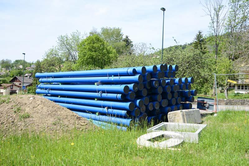 SRB Service Eau Conduites d'eau